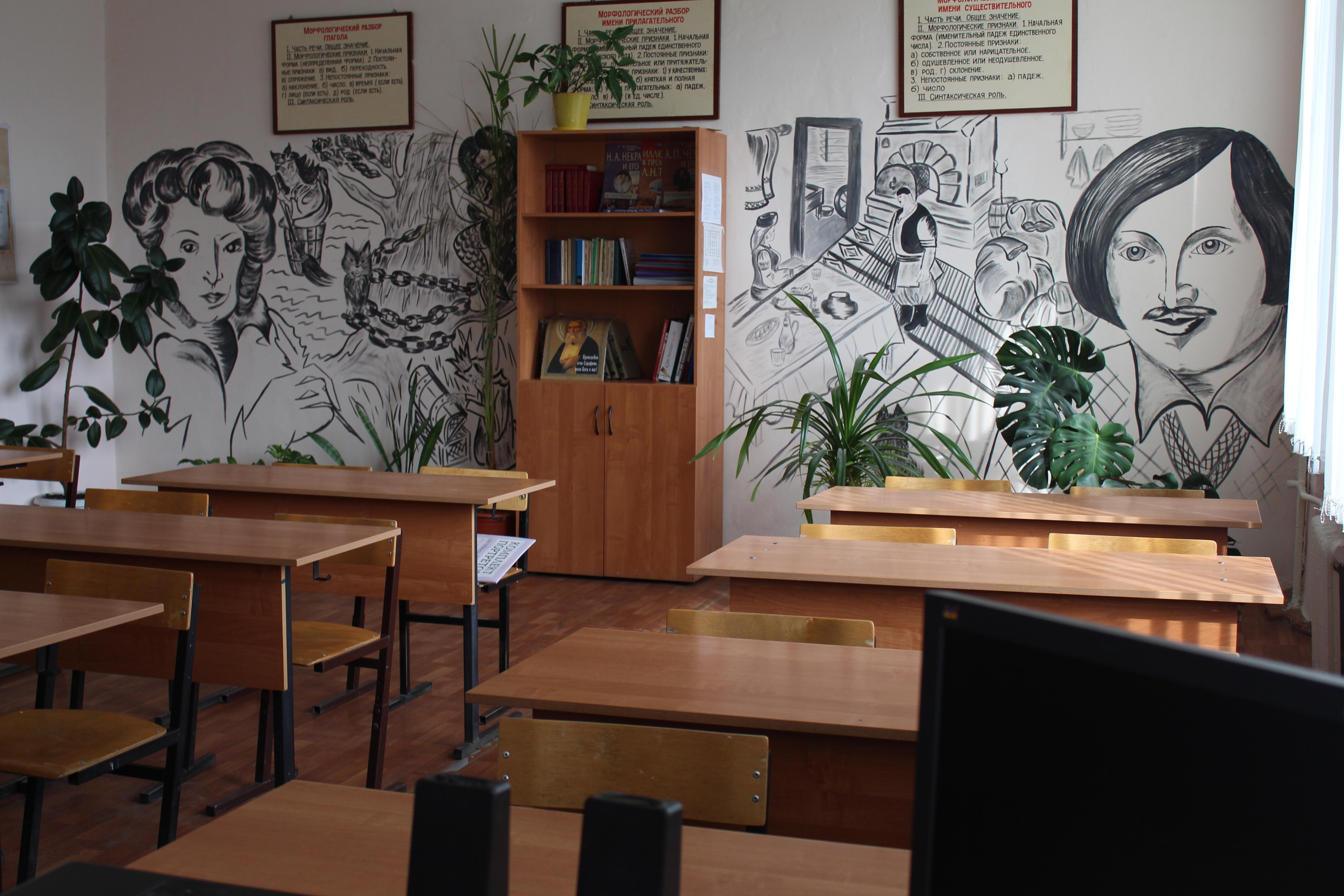 Оформление кабинетов в школе в картинках